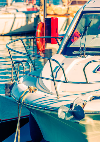 Assurance des bateaux à moteur